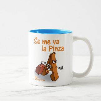 SE yo la Pinza del va Tazas De Café