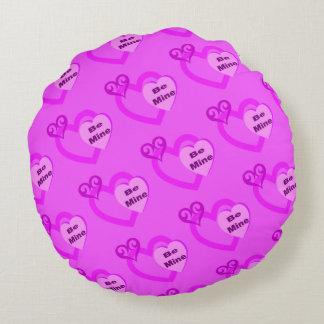 Sea almohada del el día de San Valentín de las