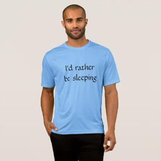 Sea bastante camisa el dormir