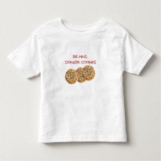 Sea bueno donan la camiseta de muy buen gusto del