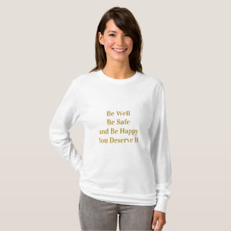 Sea camisa feliz
