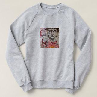 Sea camiseta del arte de Buda del amor