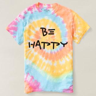 Sea camiseta feliz