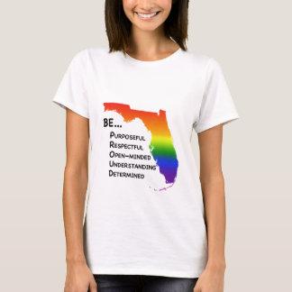 Sea camiseta orgullosa