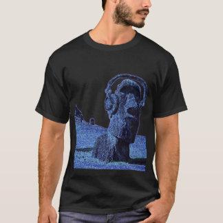 """""""Sea diversos"""" 3 Moai, auriculares DJ T Camiseta"""