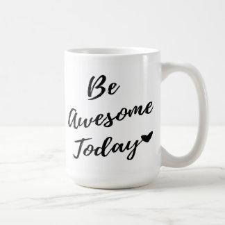 Sea el hoy impresionante <3 taza de café