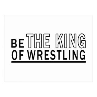 Sea el rey Of Wrestling
