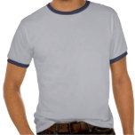 Sea excelente (amarillo/el azul) camiseta