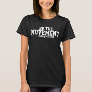 Sea la camiseta del movimiento