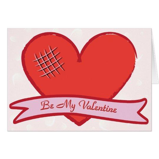Sea mi tarjeta del día de San Valentín con el
