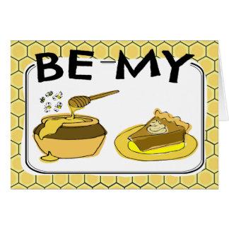 Sea mi tarjeta del día de San Valentín de la