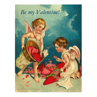 ¡Sea mi tarjeta del día de San Valentín! Postal