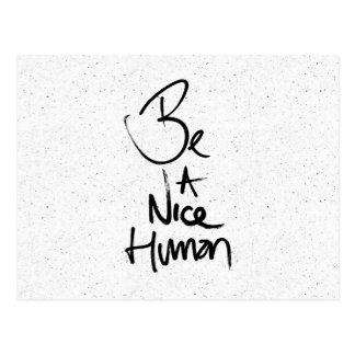 """""""Sea Niza"""" un diseño humano de la tipografía Postal"""