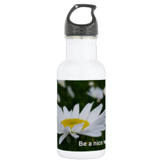 Botella De Agua Sea Niza una botella de agua de encargo humana (18
