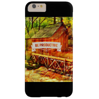 Sea productivo funda barely there iPhone 6 plus