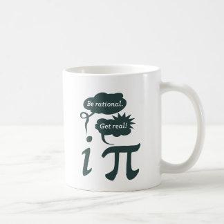 ¡sea racional ¡consiga real taza de café