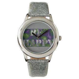 sea reloj siempre de plata feliz