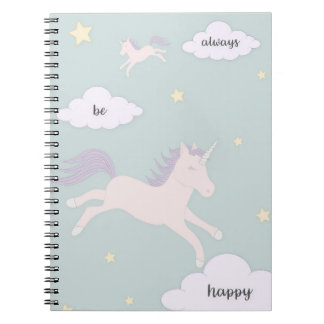 Sea siempre cuaderno feliz