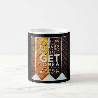 Sea su propio Boss Taza De Café