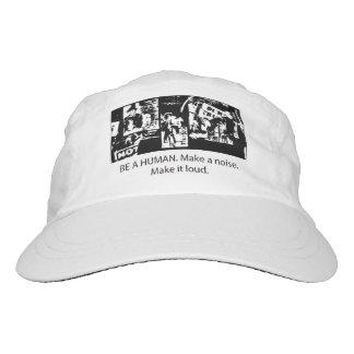 Sea un gorra humano gorra de alto rendimiento