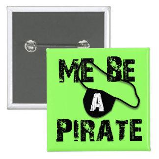 Sea una ropa y regalos del pirata pins