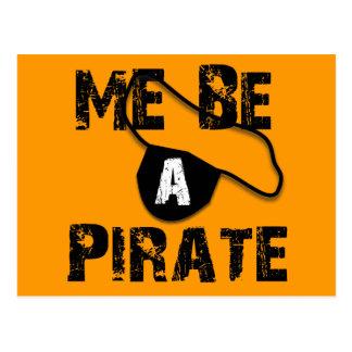 Sea una ropa y regalos del pirata postal