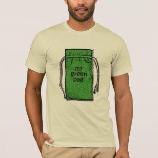 Sea verde ahora camiseta