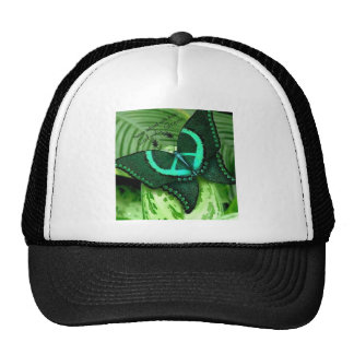 Sea verde gorros bordados