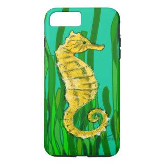 Seahorse de la cinta funda iPhone 7 plus