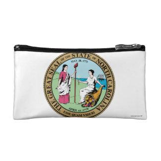 Seal_of_North_Carolina Estuche De Maquillaje