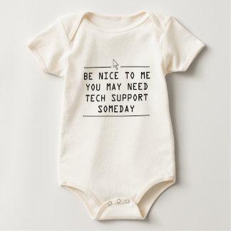 Séame agradable que usted puede ser que necesite body para bebé
