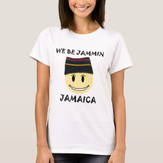 Seamos Jammin Jamaica Camiseta