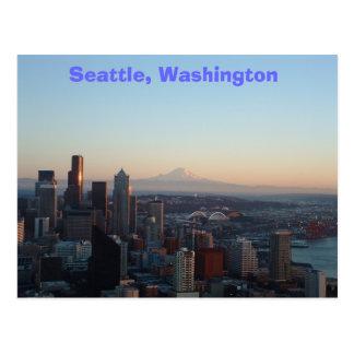 Seattle, Washington Postal