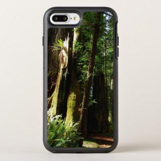 Secoyas y helechos en el parque nacional de la funda OtterBox symmetry para iPhone 8 plus/7 plus