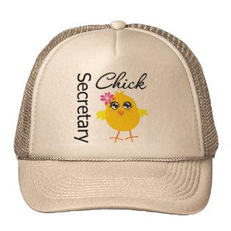 Secretaria Chick Gorro