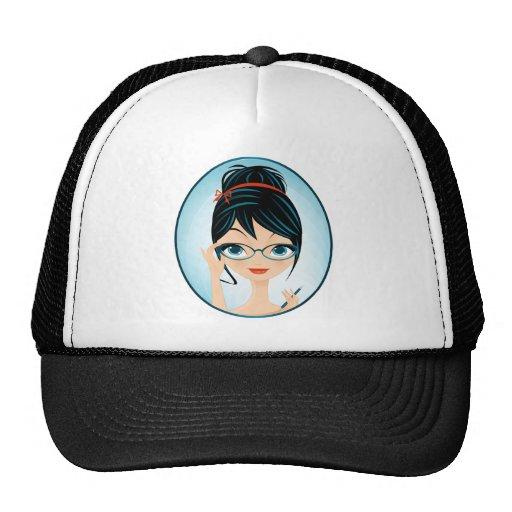 secretaria gorras de camionero