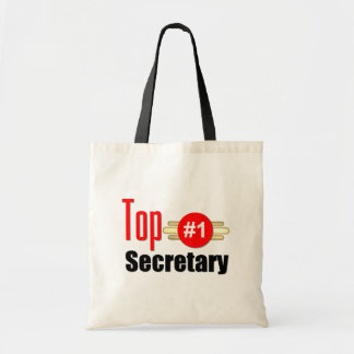 Secretaria superior bolsa de mano
