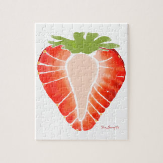 Secreto de la fresa puzzle