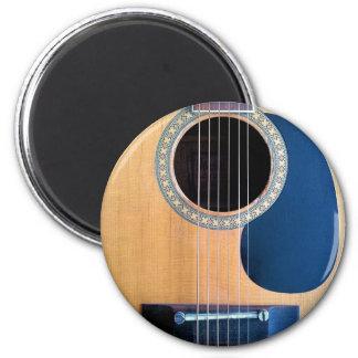 Secuencia de Dreadnought 6 de la guitarra acústica Imán