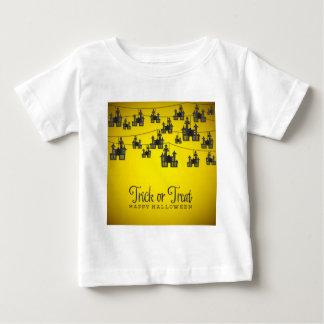 Secuencia de la casa encantada camiseta de bebé
