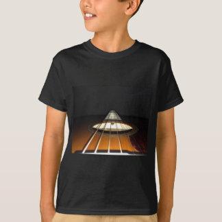 Secuencias de la guitarra acústica camiseta