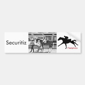 Securitiz Pegatina Para Coche