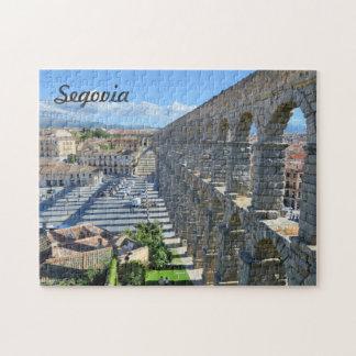 Segovia, España Puzzle