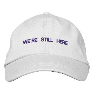 Seguimos siendo aquí gorra ajustable