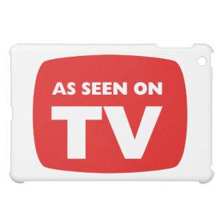 Según lo visto en el caso del iPad de la TV