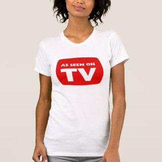Según lo visto en la camiseta de la TV