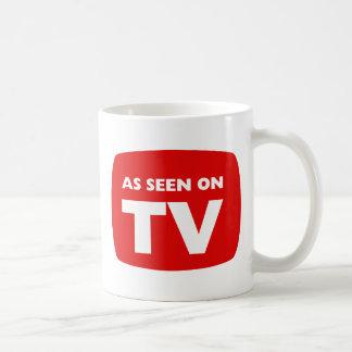 Según lo visto en la taza de la TV