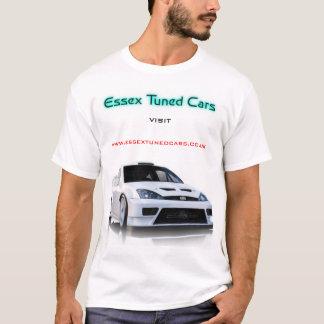 Segunda camisa de los essextunedcars