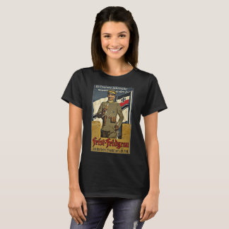 Segunda Guerra Mundial Alemania de la capa de la Camiseta