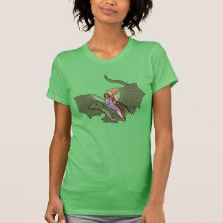 Segundo mango: Jinetes del dragón Camisetas